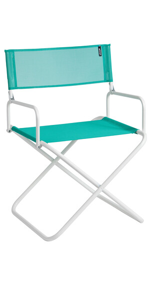Lafuma Mobilier FGX XL Camping zitmeubel Sun Glam Batyline turquoise